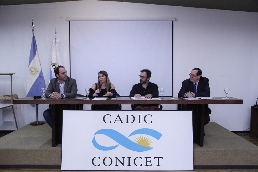 Gobierno brindó apoyo al CADIC en la organización del seminario sobre Cambio Ambiental Global