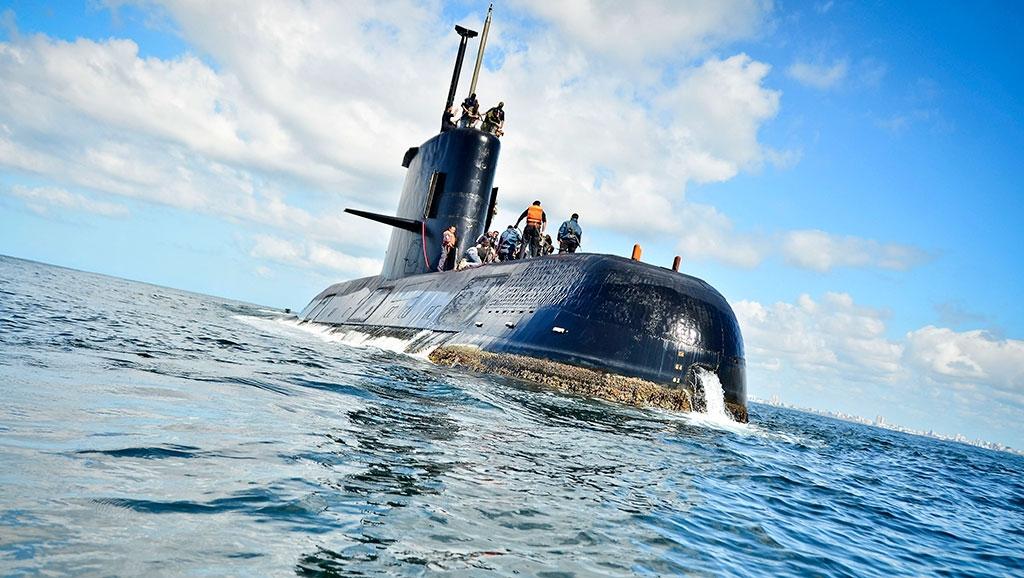 El Gobierno bloqueó las cuentas bancarias de los tripulantes del submarino
