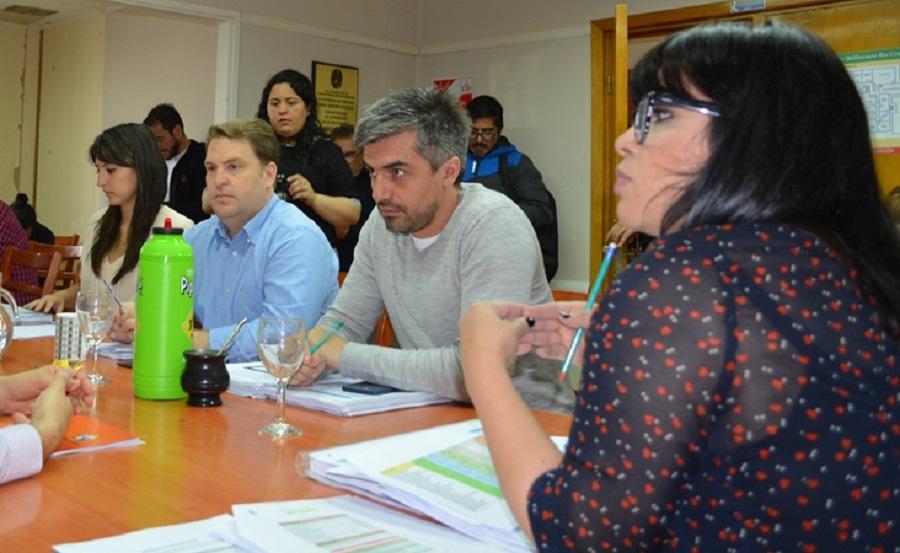 Concejales consensuaron el proyecto de Presupuesto con el Municipio