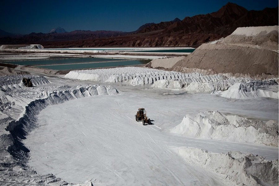 La contaminación blanca, empresas mineras están detrás del litio argentino