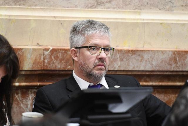 Reforma previsional: José Ojeda explicó la fundamentación de su voto