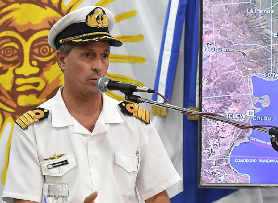 """ARA San Juan: La Armada analizará """"contactos"""" en el fondo del mar"""