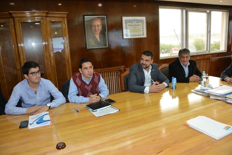 El municipio de Río Grande participó del Consenso Fiscal con la Nación