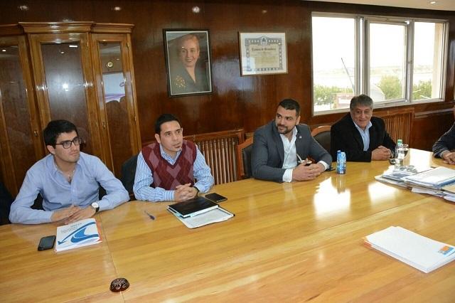 Río Grande participó de la reunión por el consenso Fiscal con Nación