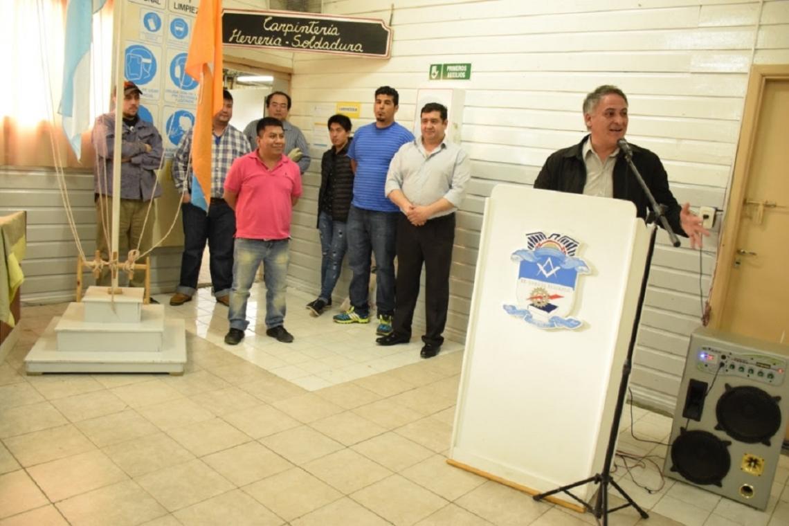"""Muestra anual de talleres del Centro de Formación Laboral """"Dr. Manuel Belgrano"""""""