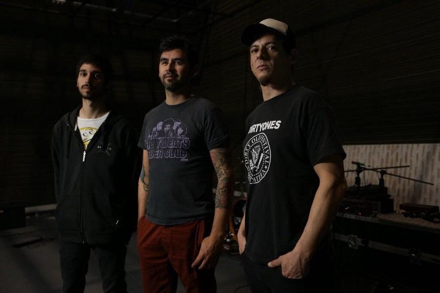Bandas del Fuego finalizó el proceso de grabación del disco