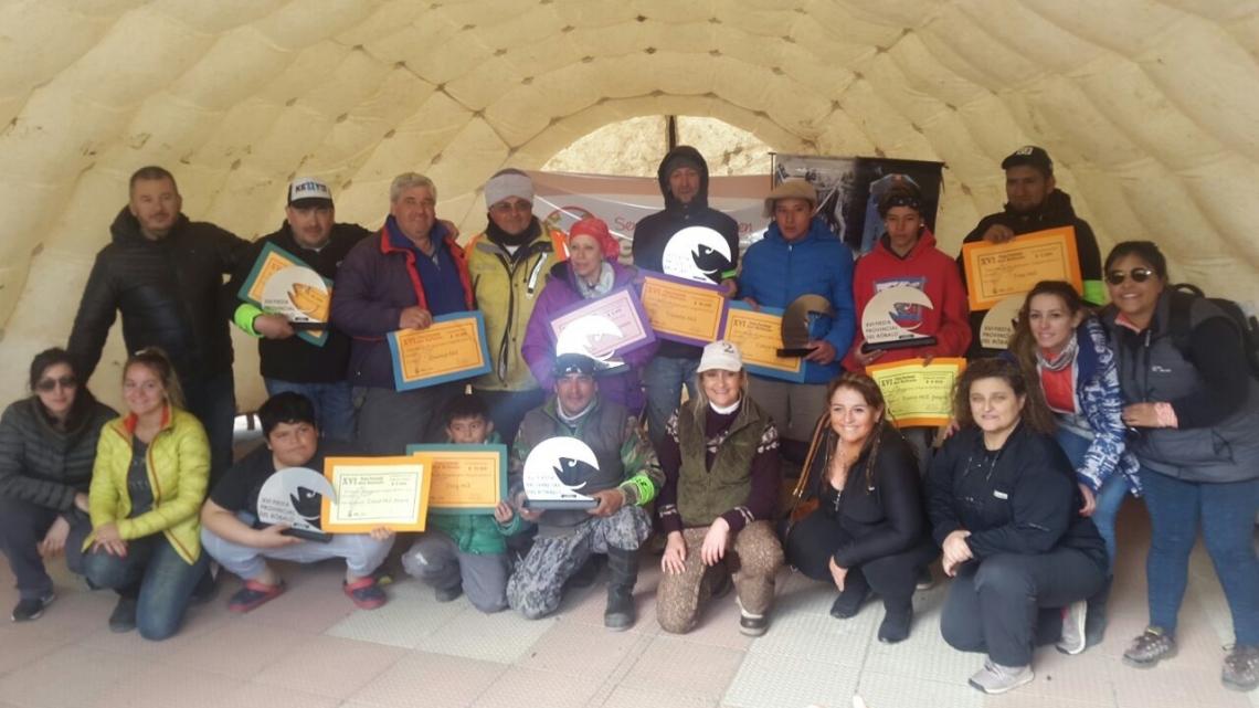 Con 278 pescadores, se llevó adelante la XVI Fiesta Provincial del Róbalo