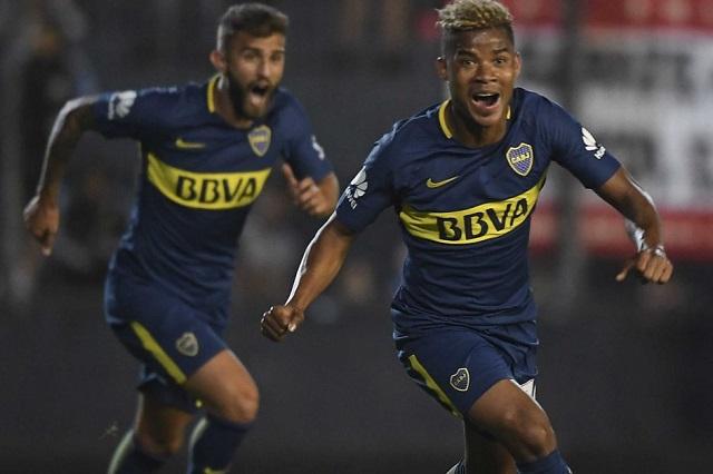 Boca derrotó a Estudiantes y cierra el 2017 como único puntero