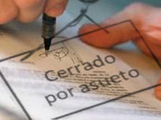 Declaran asueto administrativo para el 22 y 29 de diciembre