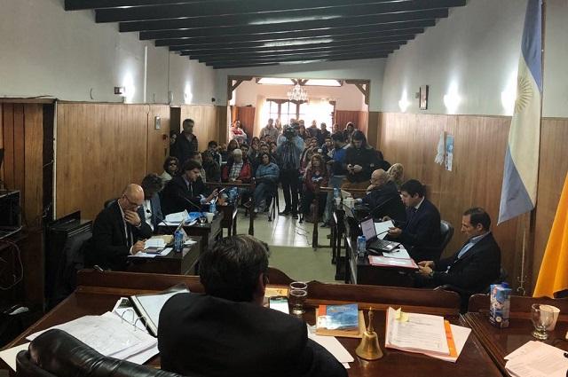 Concejo Deliberante de Ushuaia: Aprobaron el presupuesto 2018