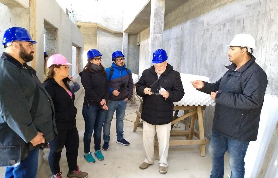 """""""La obra de la planta potabilizadora está en un 92%"""", aseguró Castillo"""