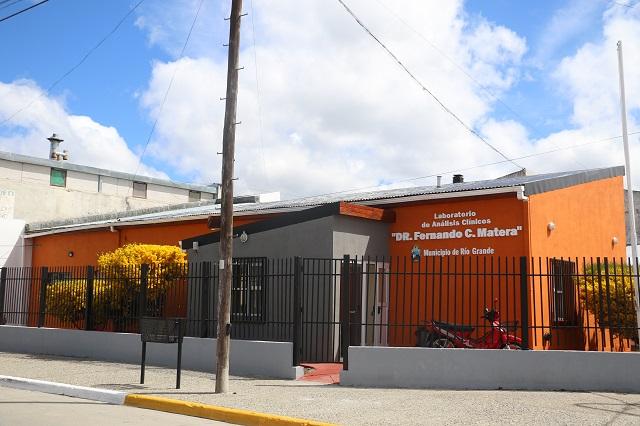 Se inaugura hoy el Laboratorio Municipal de Análisis Clínicos