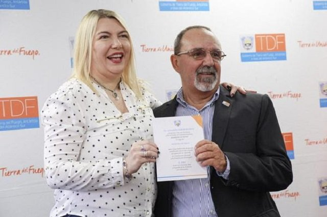 Guillermo Ruckauf reemplazó a Marcos Colman en el Ministerio de Salud
