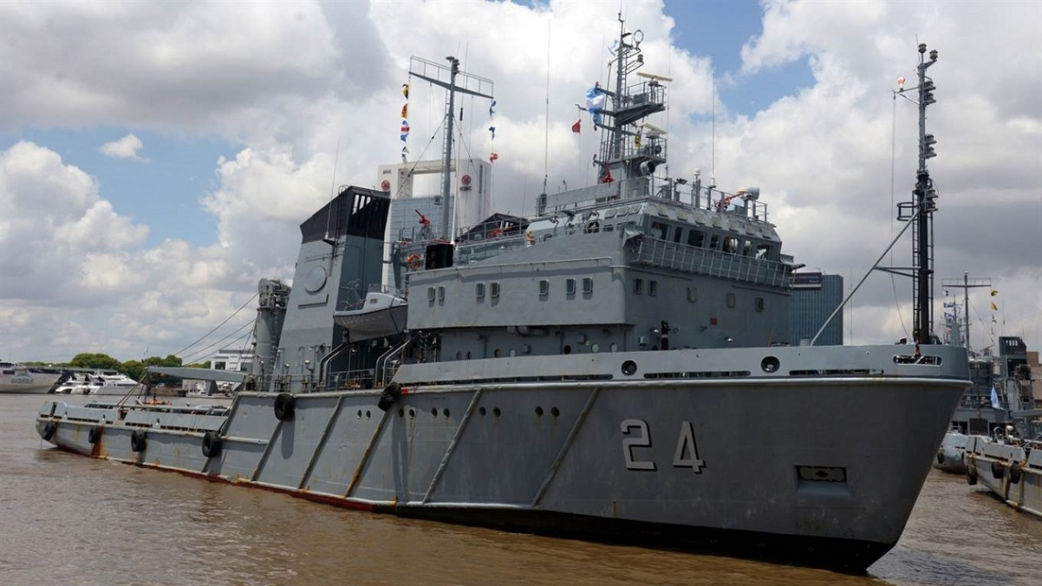 """Submarino ARA San Juan: detectaron un """"nuevo contacto"""""""