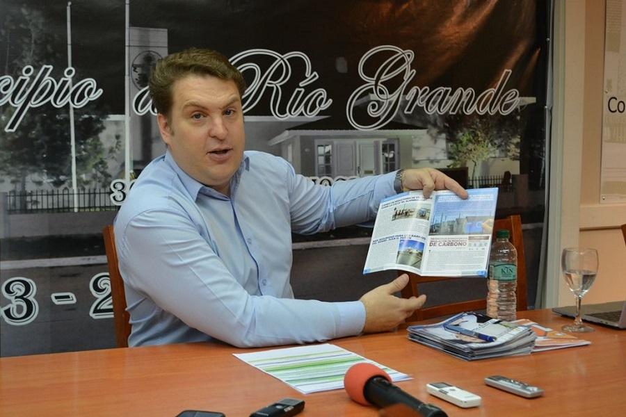 Von der Thusen entregó informe de gestión a los ciudadanos