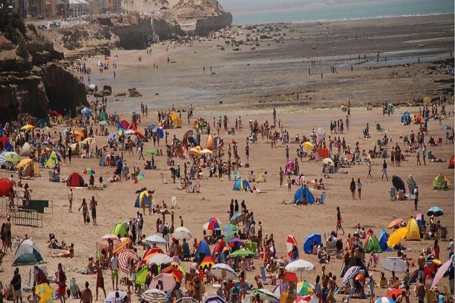 Preocupan los niveles de contaminación en las playas de Las Grutas