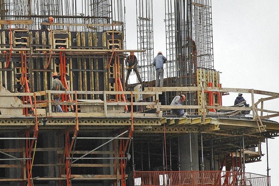 La construcción  en Tierra del Fuego creció un 60% durante el 2017