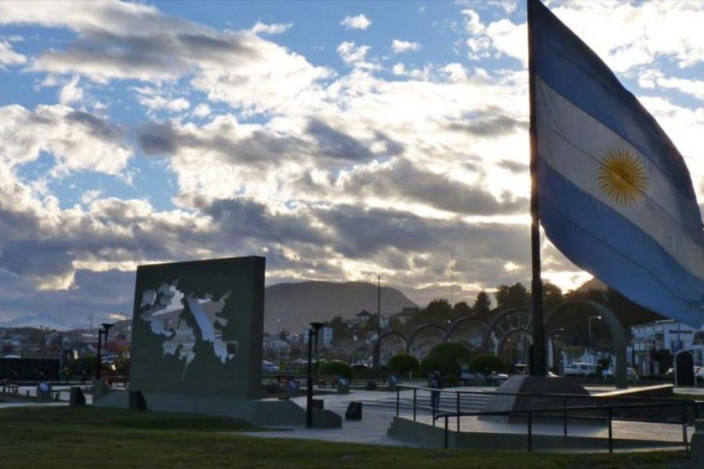 Plaza Islas Malvinas (Ushuaia)