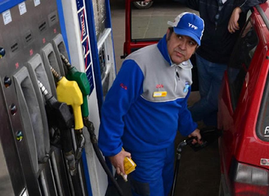 YPF, Shell y Axion no tienen previsto subir el precio de la nafta de forma inminente