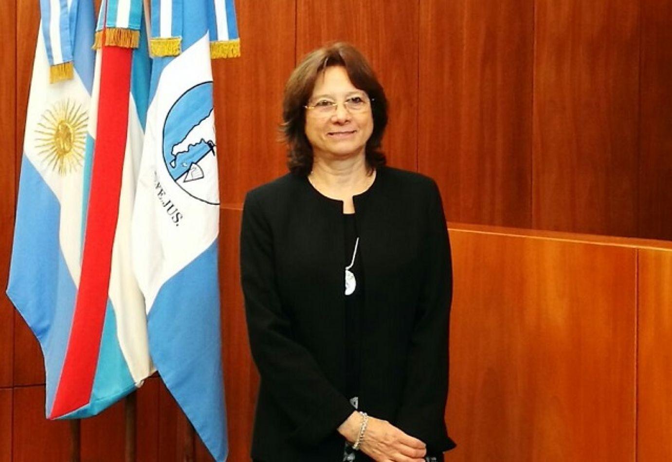 Dra. María del Carmen Battaini.