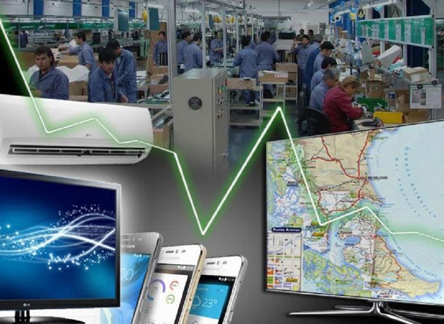 La electrónica fueguina sufre la peor caída de producción en 10 años