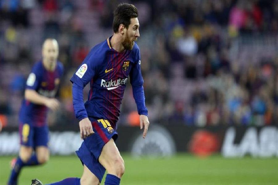 Mirá el primer gol de Messi en el año del Mundial