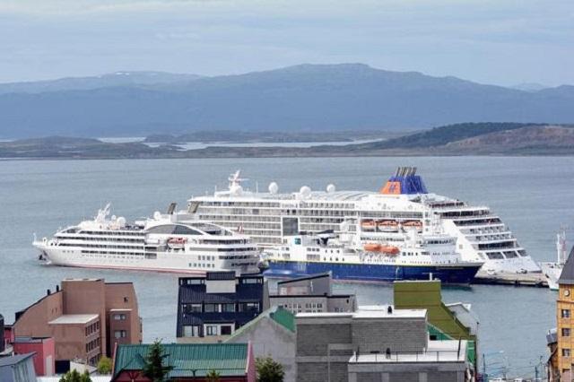 Turismo: Suman 10 los cruceros que llegaron en el fin de semana