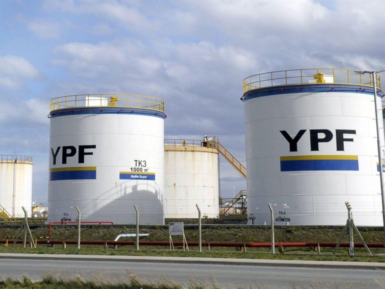 YPF quedó a cargo de la operación de Oil combustibles