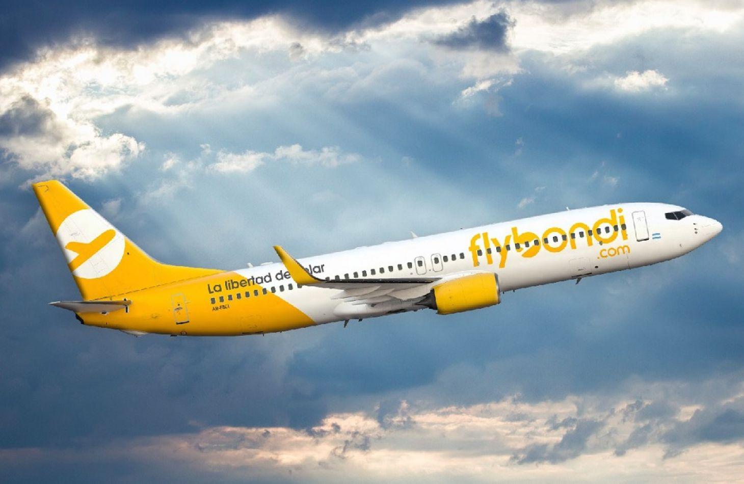 """""""Me gustaría vender pasajes a $200, más allá de que eso no se puede hacer porque no permiten hacerlo a menos de $500"""", sostuvo el CEO de Flybondi."""