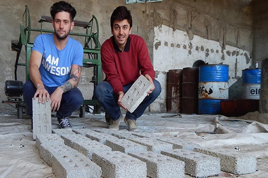 Los ladrillos ecológicos argentinos ganaron la final regional de Google.org