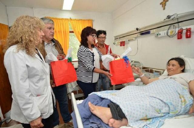 Nació el primer bebé del 2018 de la casa de salud Tolhuin