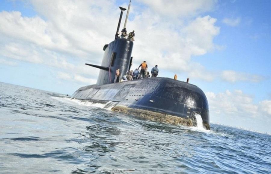 "EE.UU. asegura que el ARA San Juan ""implosionó"""