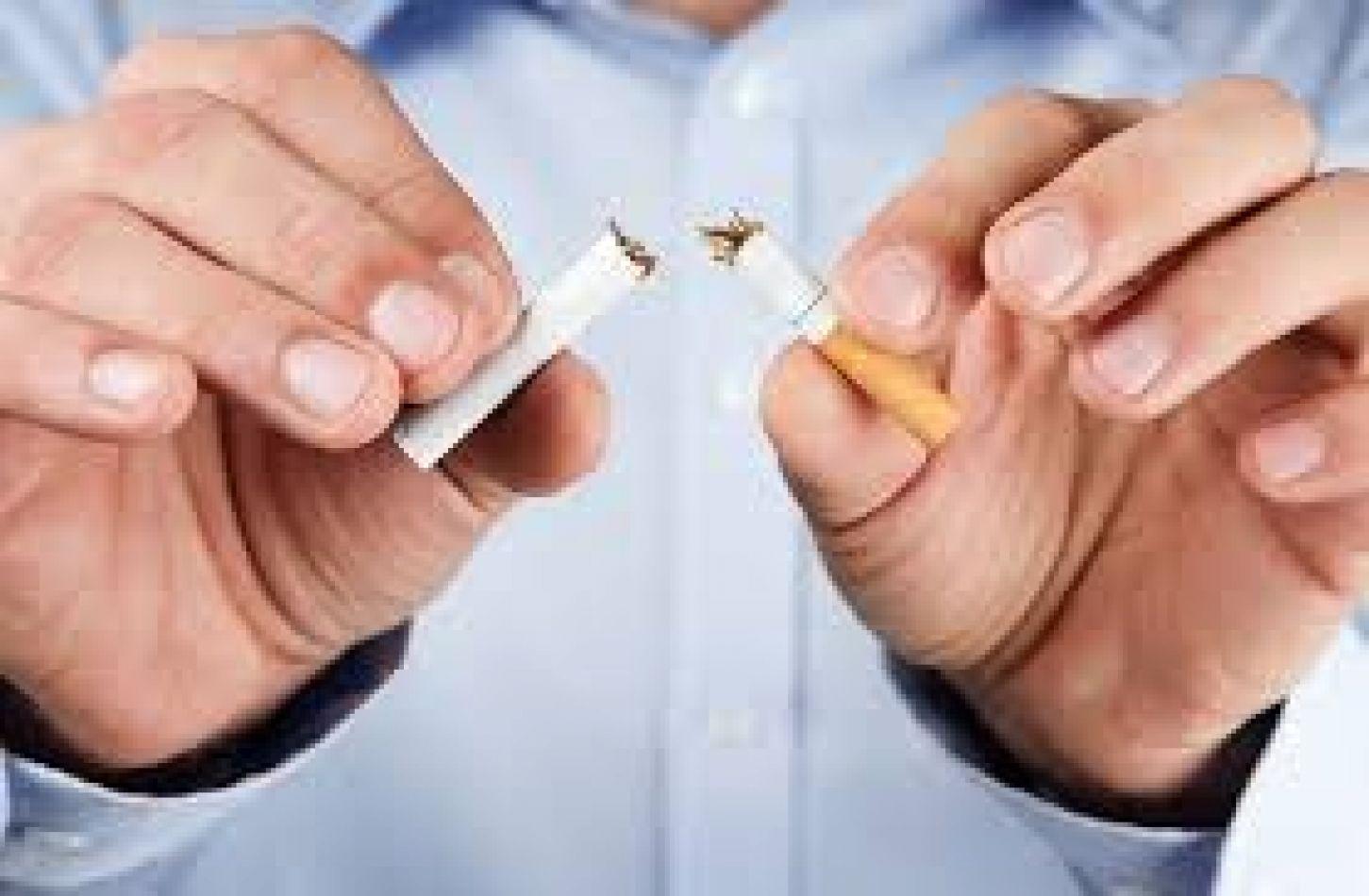 Iniciará este lunes la 13° Edición del Programa para dejar de Fumar