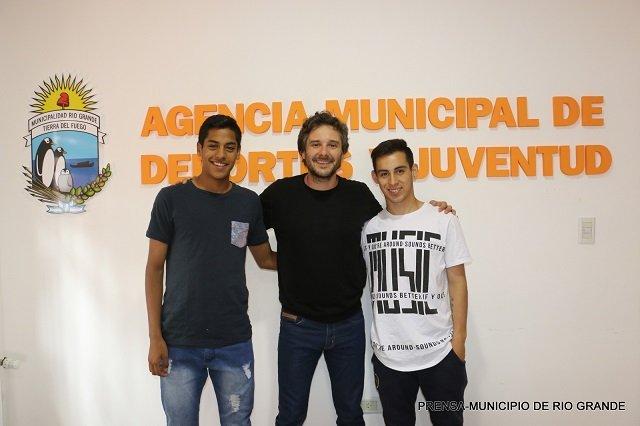 Dos jóvenes futbolistas riograndenses se probarán en Argentino Juniors
