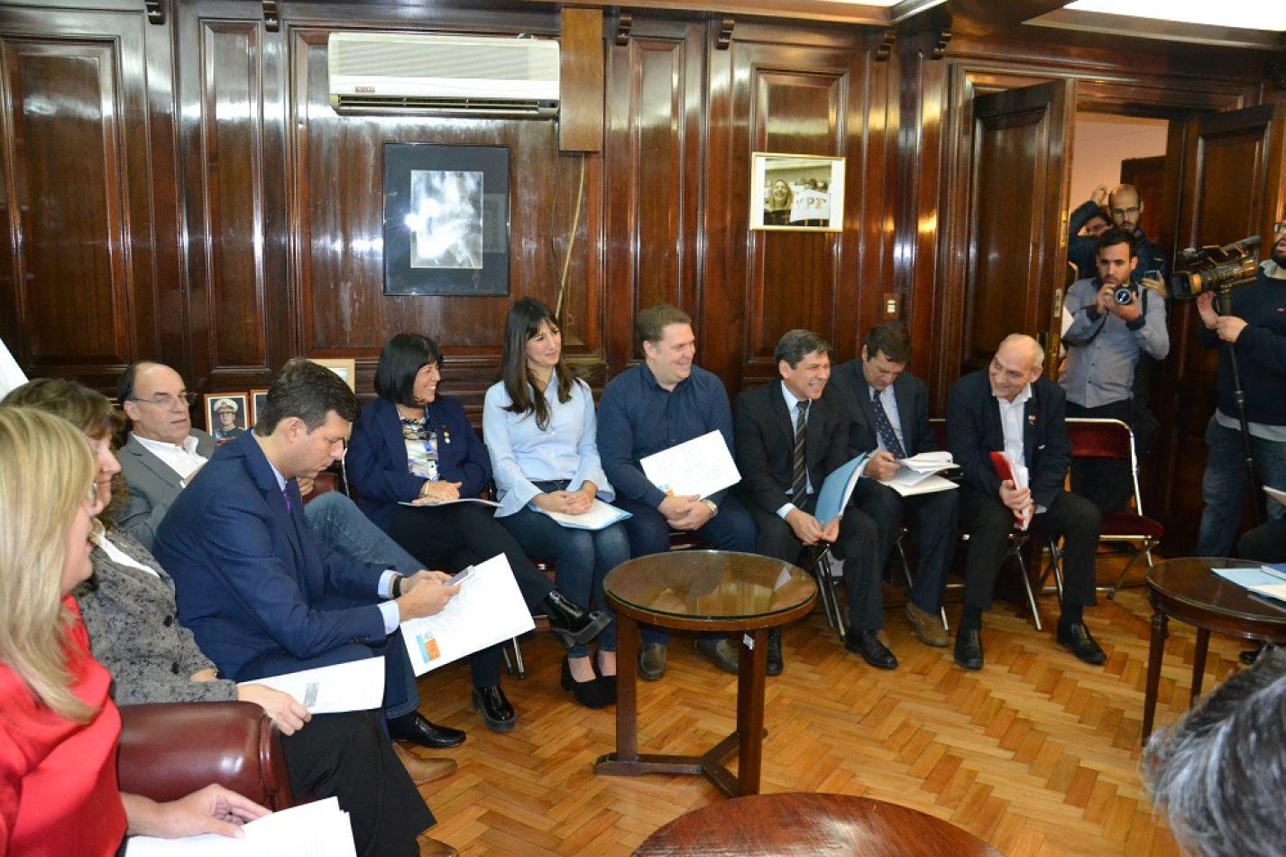 Río Grande y Albacete avanzan en agenda común relacionada al desarrollo productivo