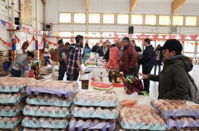 Gran convocatoria en la feria de productores locales del 2018