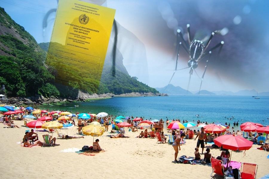 Brasil: Sol, playa y fiebre amarilla