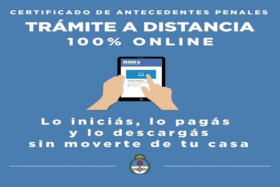 Certificado de antecedentes penales, online y en cinco minutos