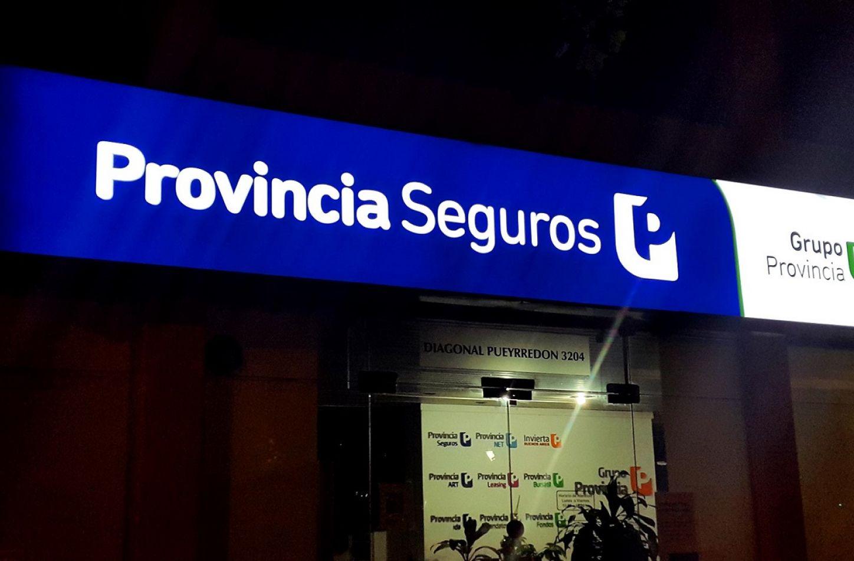 Provincia Seguros ya no opera en Tierra del Fuego.