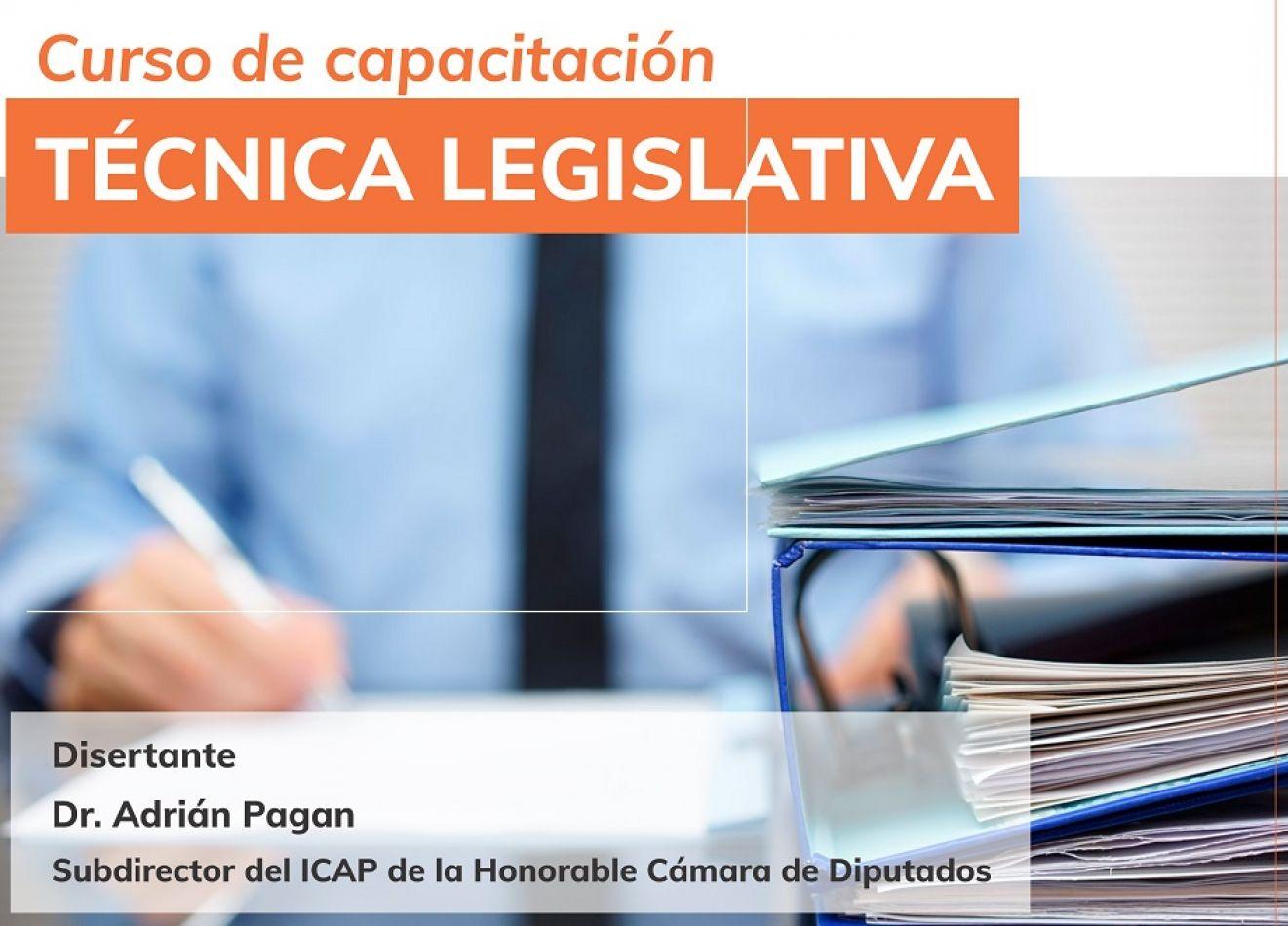 """Curso dLos interesados pueden inscribirse en la Escuela Municipal de Formación Pública """"María Cristina Morán y Flores"""" e Capacitación"""