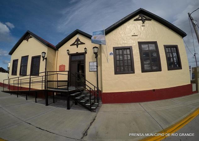 Río Grande: Presentaron la Casa Municipal del Barrio CAP