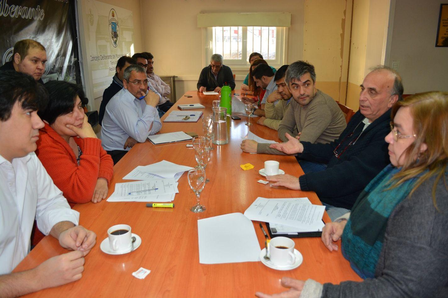 Reunión Comisión 3