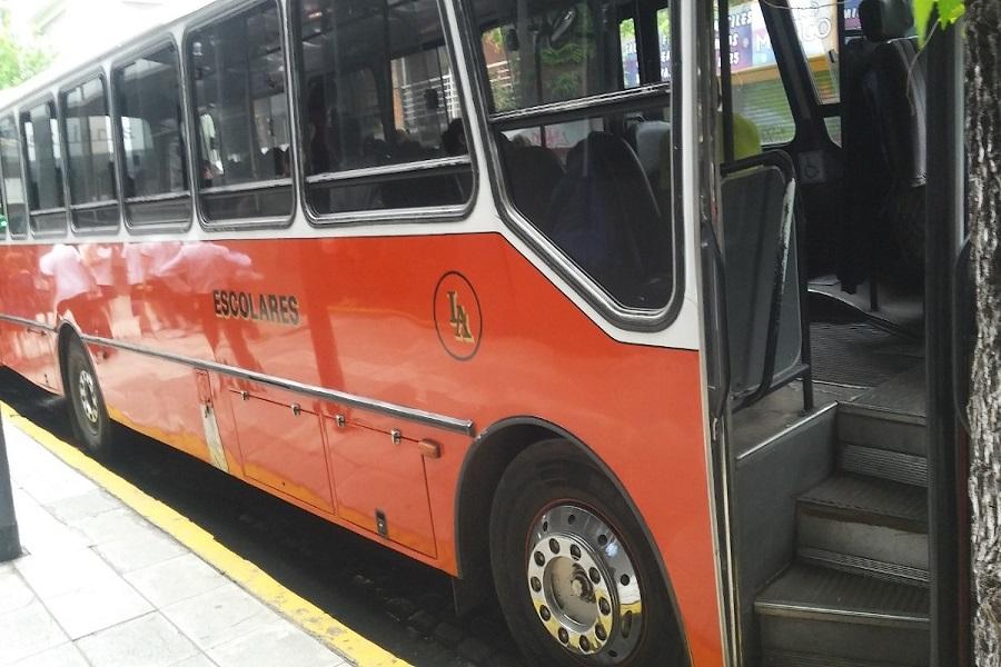Desde hoy se podrá renovar la licencia del servicio de transportes escolares