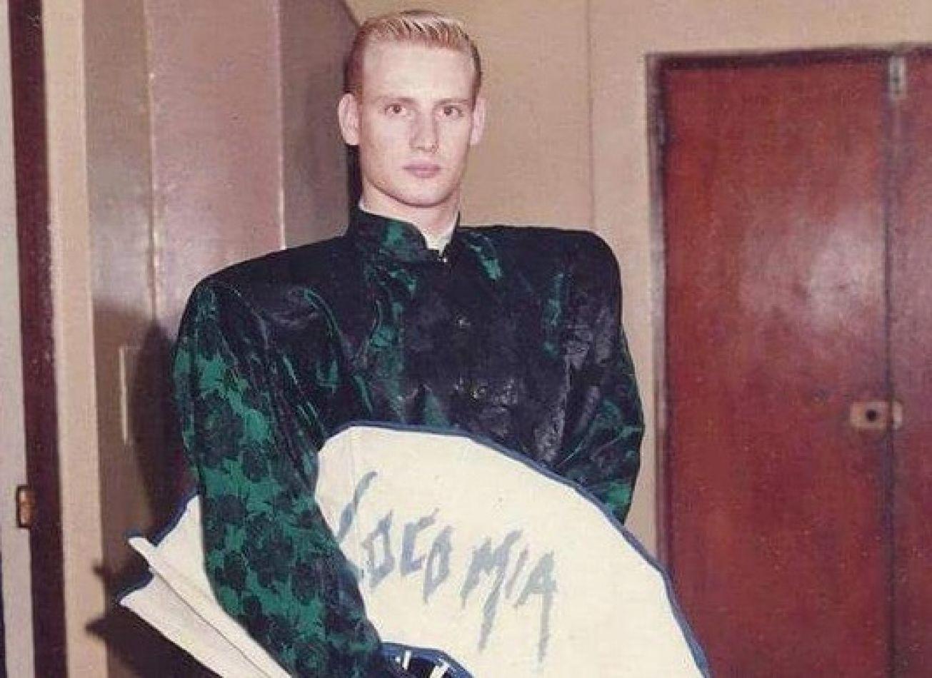 Santos Blanco López era uno de los miembros de la primera formación de la banda