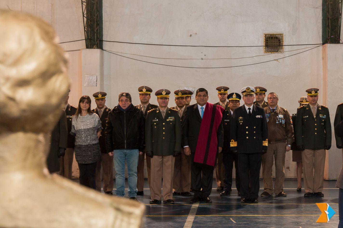 Acto aniversario del general Martín Miguel de Güemes