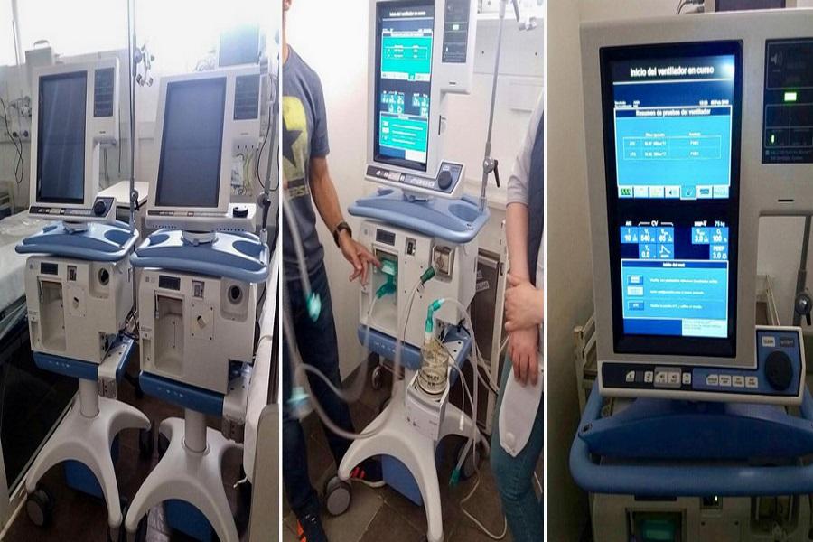 Gobierno entregó nuevos equipos para el hospital de Río Grande