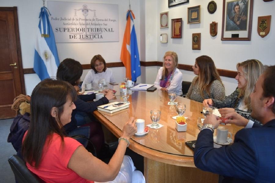 Primera reunión de coordinación y articulación con Desarrollo Social
