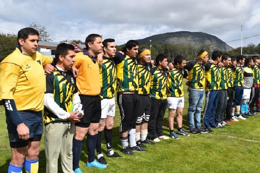 El Poder Judicial asistió al partido de rugby entre presidiarios
