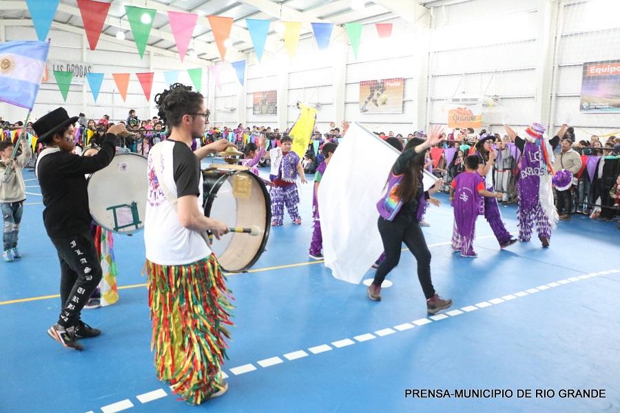 La Fiesta del Carnaval 2018 se trasladará este sábado a Chacra II