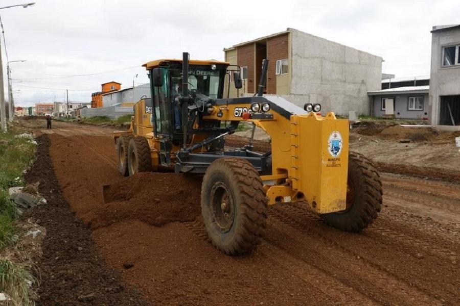 Se abrió la licitación para la obra de pavimentación del barrio Buenavista